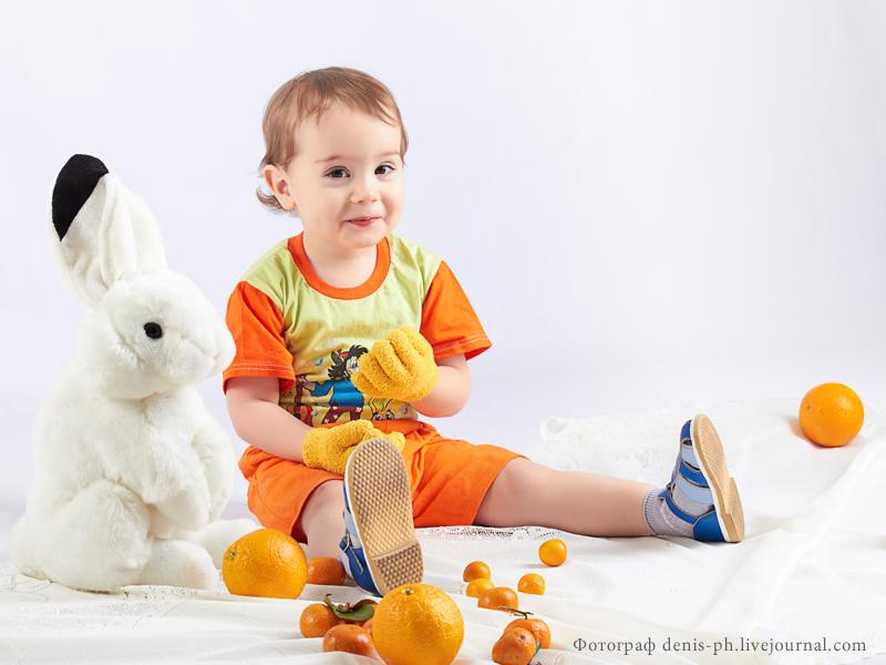 Детская фотосессия в Ангарске