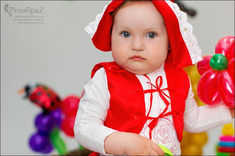 фотосессия малютки