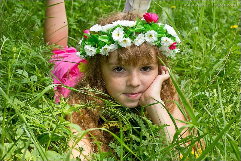 фотосессия в Ангарске для девочки подростка