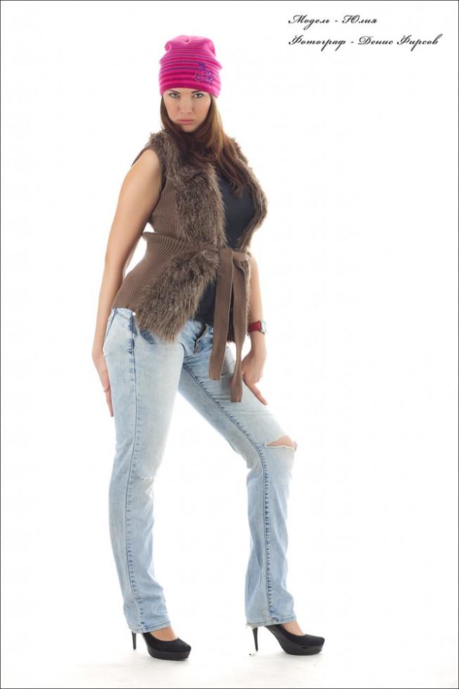 модница ангарска