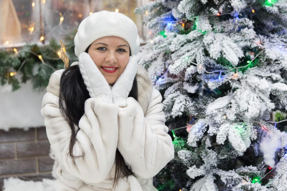Новогодние фотосесии в Иркутске