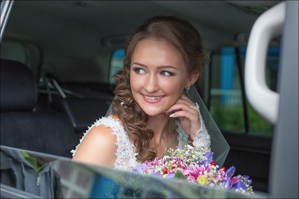 красивая невеста Иркутск