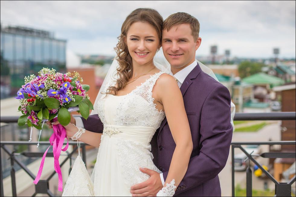 свадебная фотосессия в 130 квартале