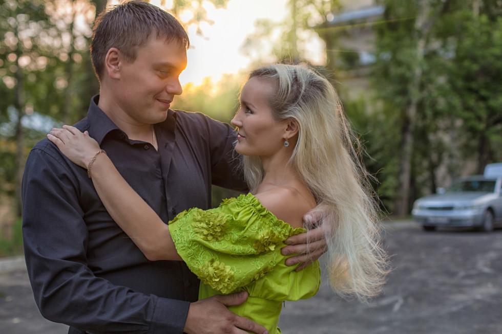 Предсвадебная Love Story в Ангарске