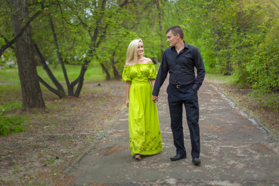 любовная фотосессия в парке ангарска