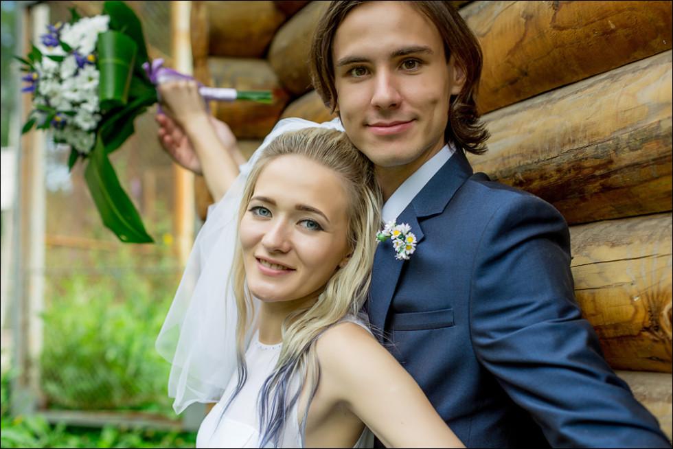 свадебная фотосъемка ангарская горка
