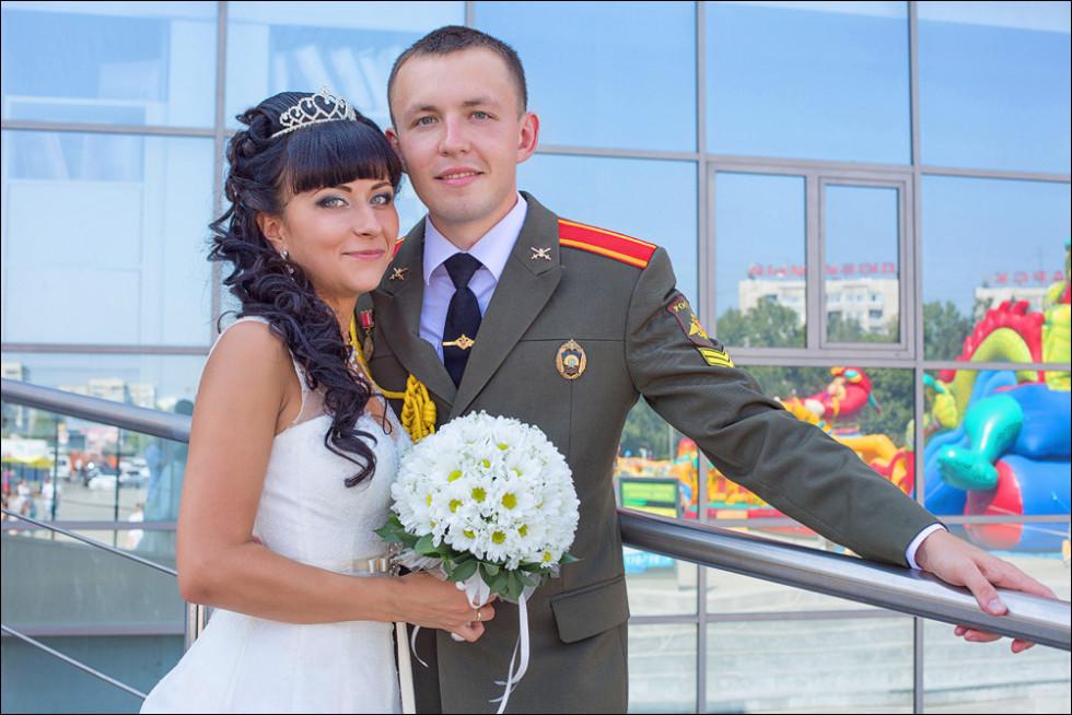 Свадебный фотограф в Ангарске не дорого
