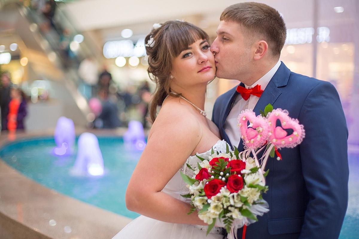свадьба в ТЦ модный квартал Иркутск