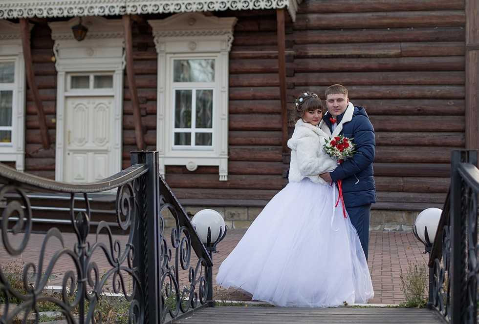 свадьба в доме Европы Иркутск