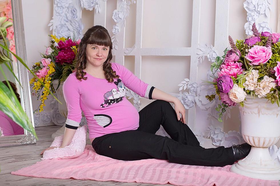 фотосессия беременной Ангарск