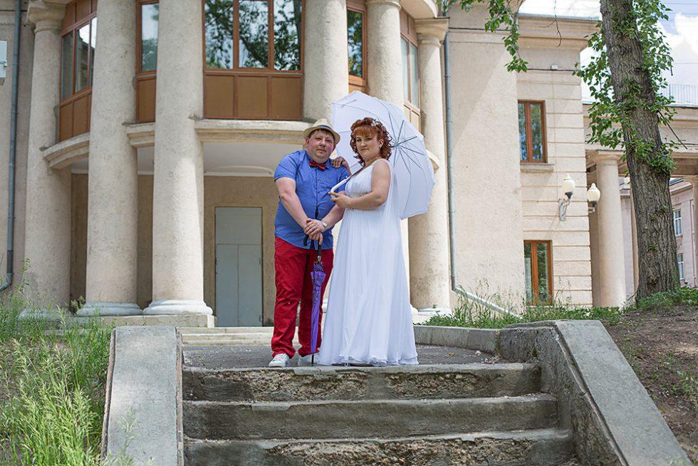 фотосессия на бумажную свадьбу в Ангарске