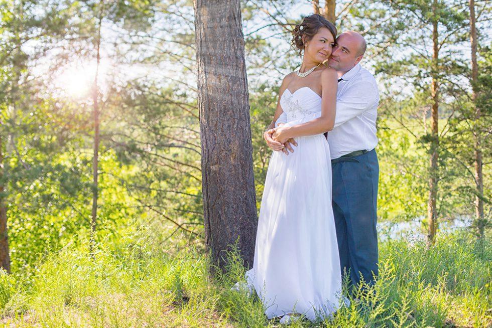 места для свадебной фотосессии в Ангарске