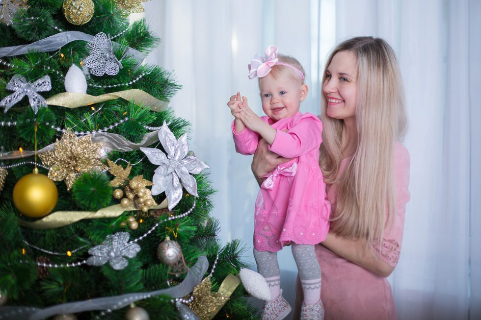новогодняя фотосессия в Ангарске