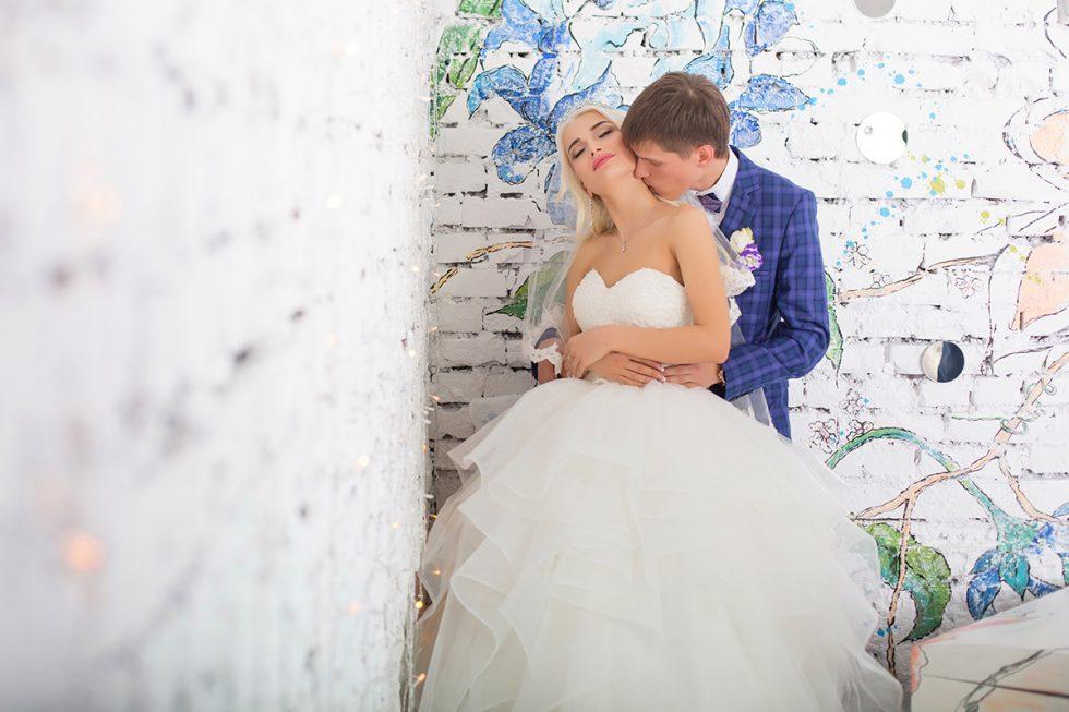 свадебная фотосессия в Magic Studio