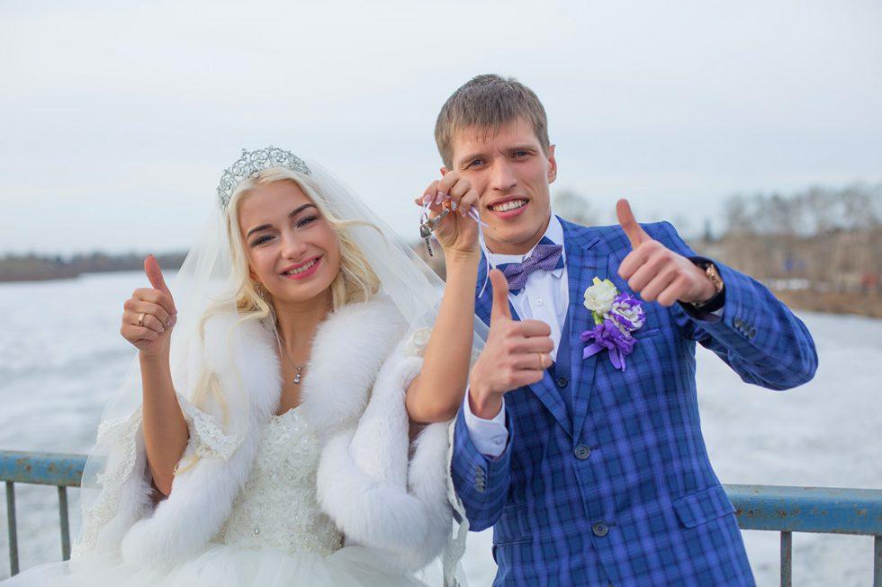 традиция вешать замок на свадьбе