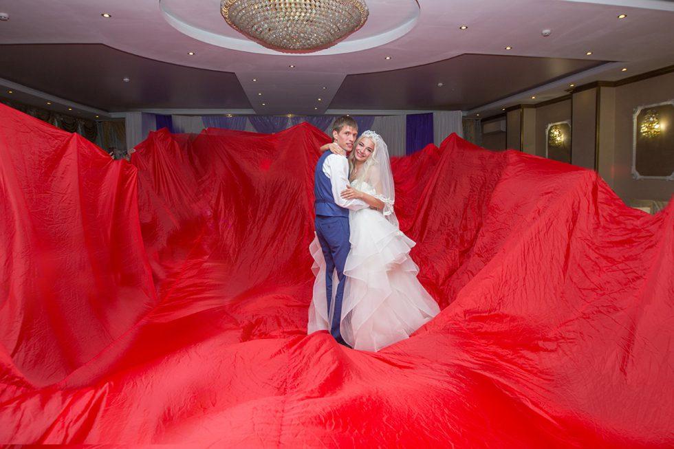 фото со свадебного банкета в Усолье