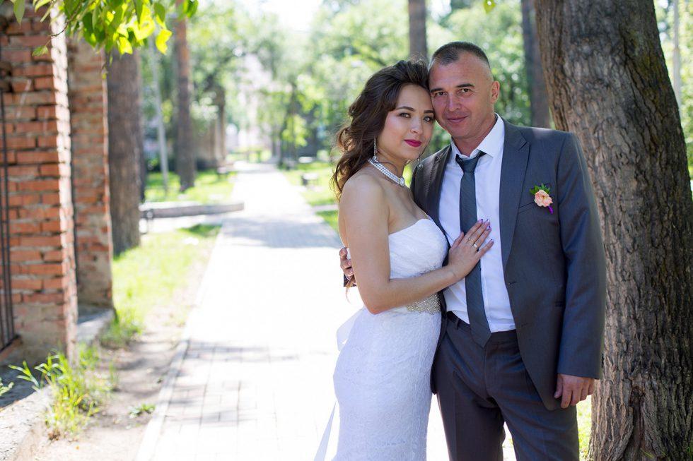 свадебная фотосессия в Ангарске