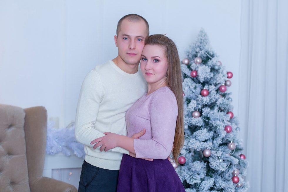 Новогодняя фотосъемка г. Ангарск.